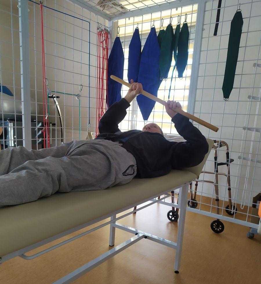 Fizjoterapia w DPS w Baćkowicach